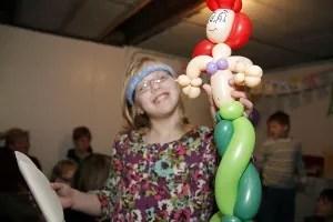 Little mermaid balloon