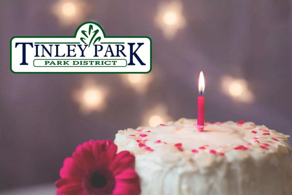 Tinley Park Park District Logo Birthday Party