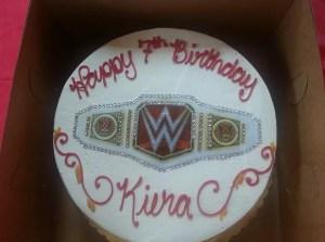 Birthday Cake - Creative Cakes