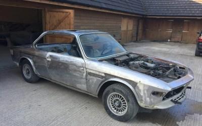 BMW CSI LHD