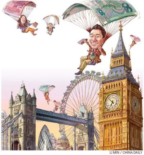 chinese investors uk