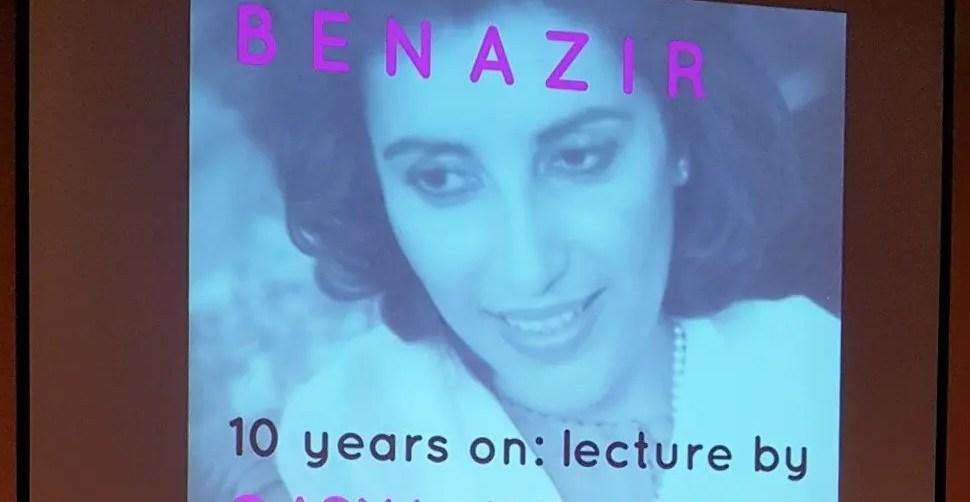 Benazir - 10 Years On
