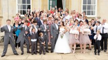 Harrowden Hall Wedding