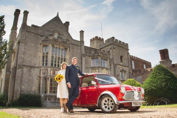 Hinchingbrooke House Wedding