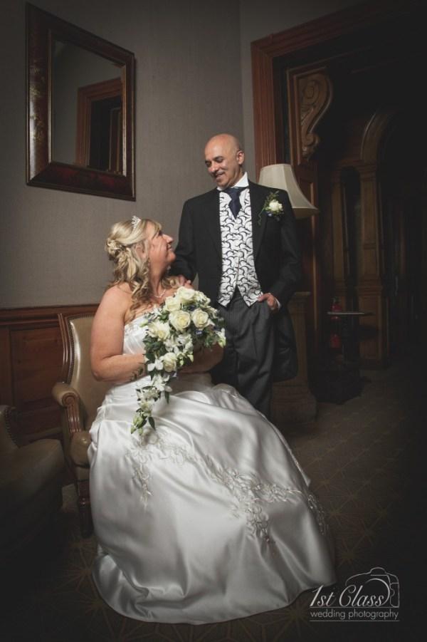Wedding Photographer 1st Class Wedding Photography at the Bridge