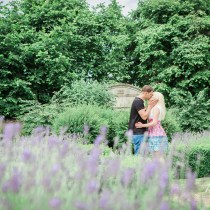 Pre wedding engagement shoot at The Four Pillars Hotel Oxford