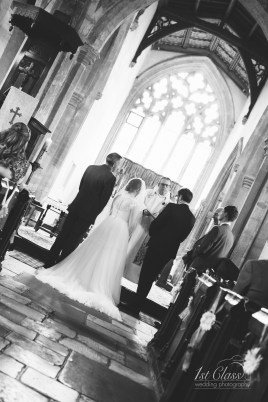 Wymington Church Wedding Photographer