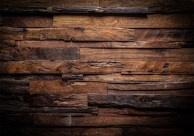 rustic wood backdrop