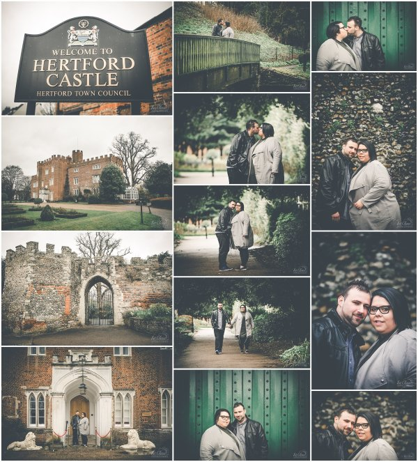 Hertford Castle Wedding Photographer