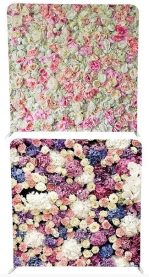 double sided flowers