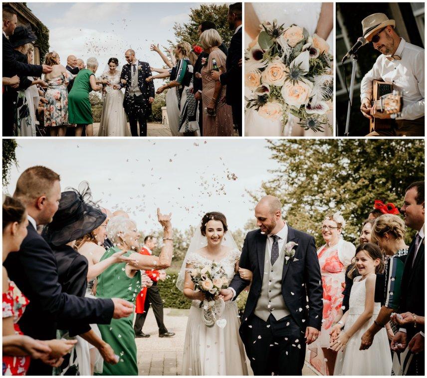 hothorpe hall wedding photographer