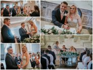fawsley hall wedding photographer