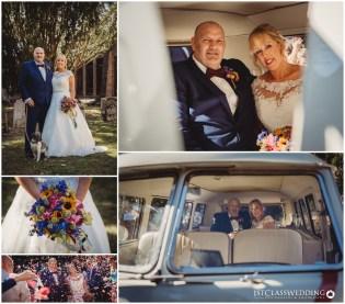 Flitwick Church Wedding Photographer