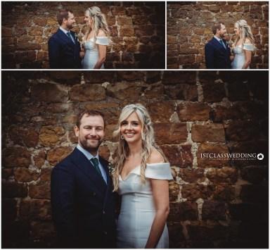 Barns at Hunsbury Wedding Photographer