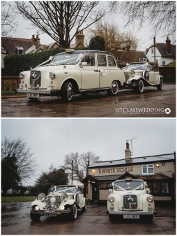 White Horse Tea Green Wedding Photographer
