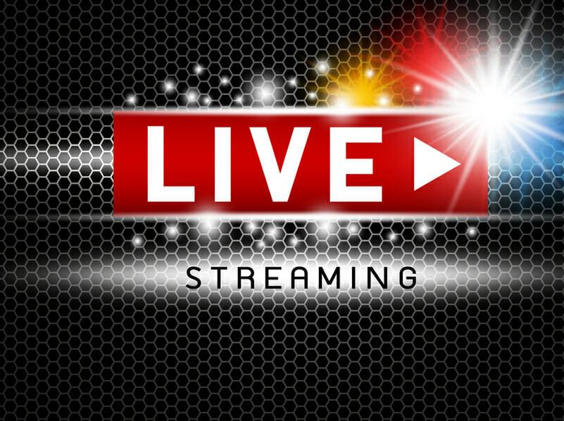 live streaming of wedding ceremonies