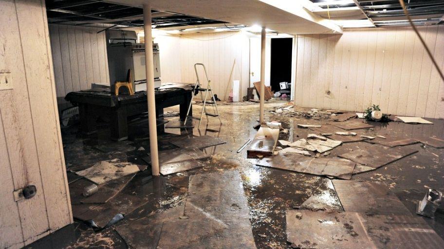 Flood Damage Cleaning