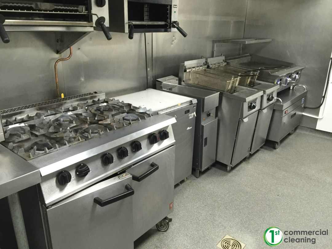 Commercial Oven Cleaning