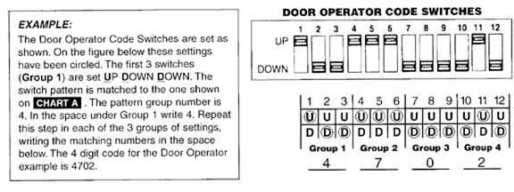 Image Result For How Do You Program A Genie Garage Door Opener
