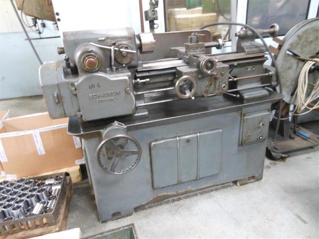 Schaublin Type 120 Vm Toolroom Lathe 1st Machinery