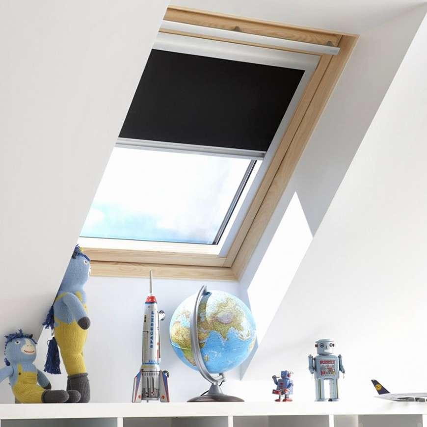 store occultant pour fenetre de toit velux