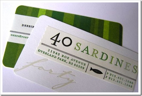 40sardines