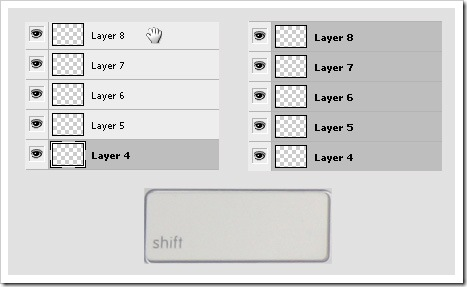 shift-layer