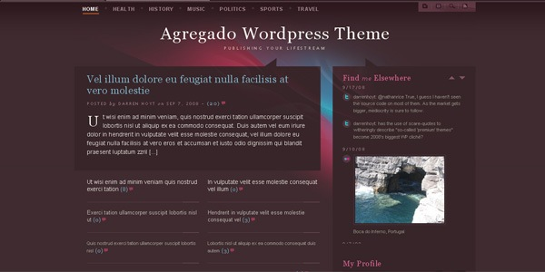 aggregado-wordpress-theme