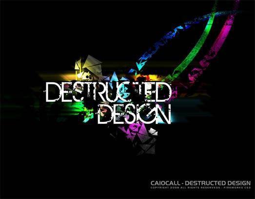 desctructed-design