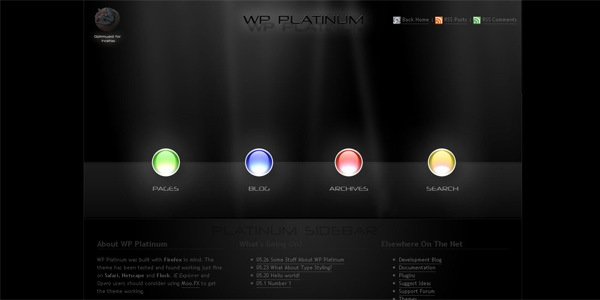 platinium-wordpress-theme