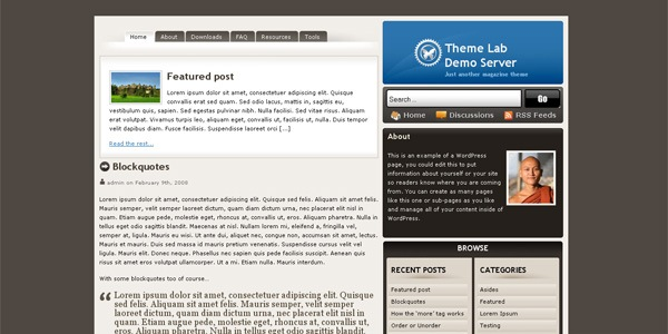 tomadochi-wordpress-theme