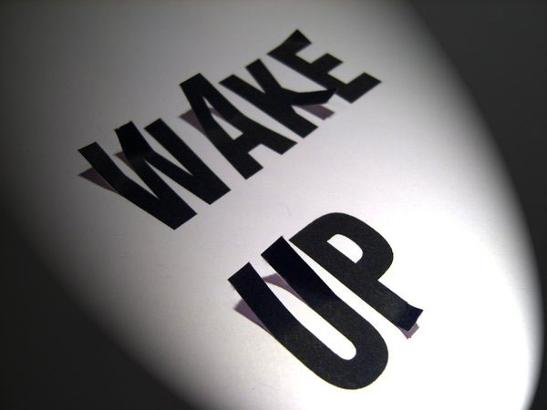 wake-up
