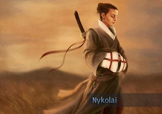 samurai-templar-by-nykolai