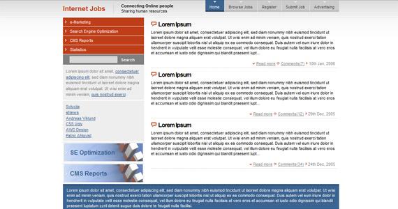 internet-jobs-xhtml-css-template