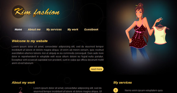 kim-fashion-xhtml-css-template
