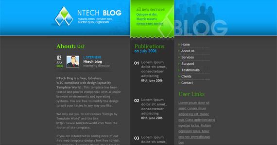 ntech-blog-css-xhtml-template