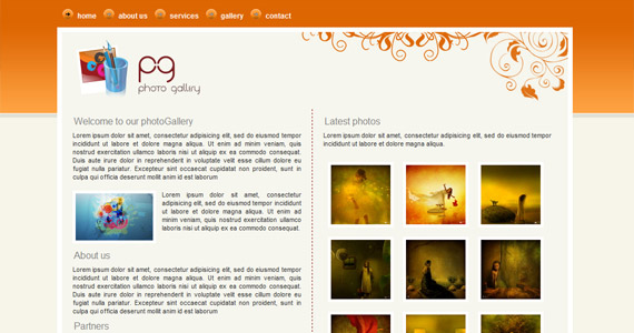 pg-xhtml-css-template