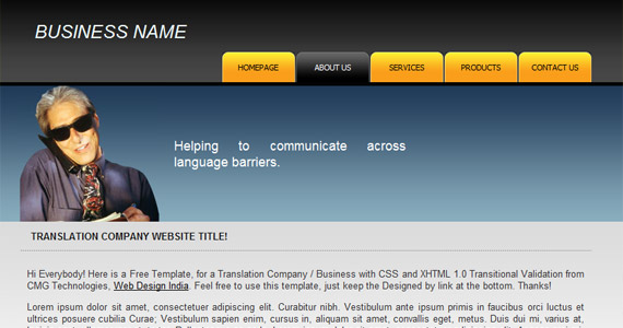 translation-company-xhtml-css-template
