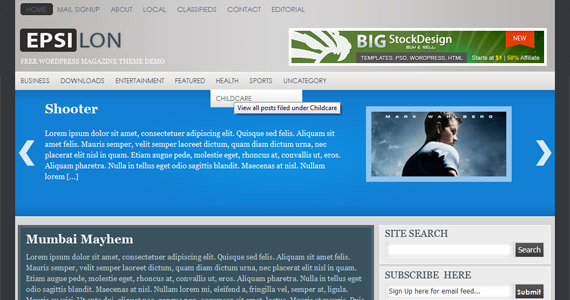 epsilon-professional-wordpress-theme