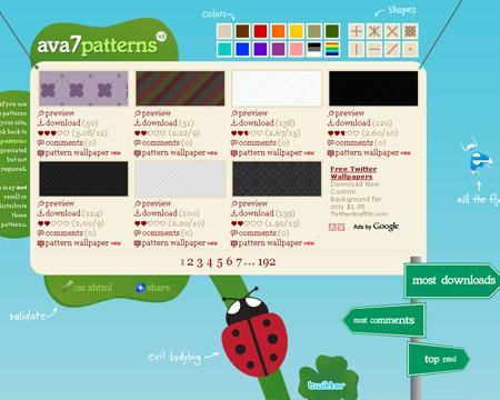 ava7-patterns-free-webdesign
