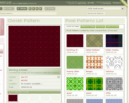 kaliber-10000-free-patterns-webdesign