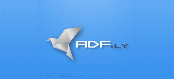 adfly-creative-gradient-3d-logo-design