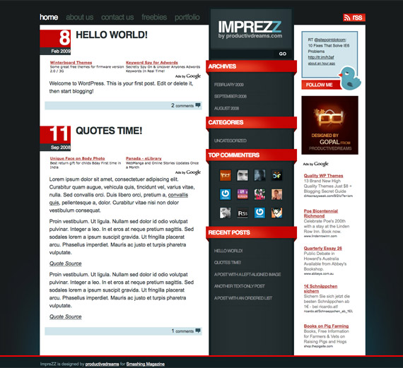 imprezz-magazine-free-wordpress-theme-for-download