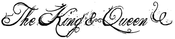 king-and-queen-free-grunge-fonts