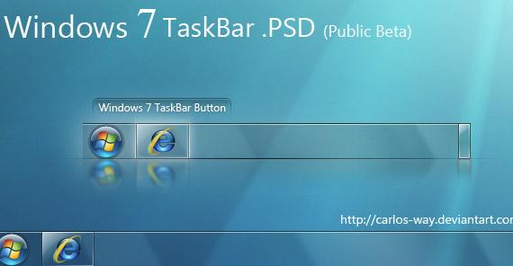 windows7-taskbar-webdesign-psd-free-buttons-icons