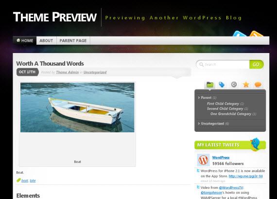 mystique-free-premium-wordpress-theme