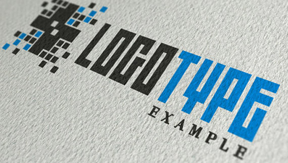 How to present a logo