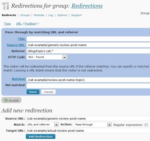 redirection-plugin ওয়ার্ডপ্রেসের জন্য ২০টি অতি মূল্যবান SEO প্লাগইন্স