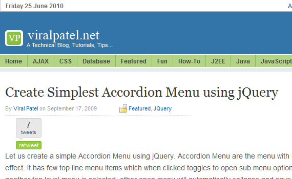 Simplest-menu-using-jquery-accordion-menus-resources-tutorials-examples