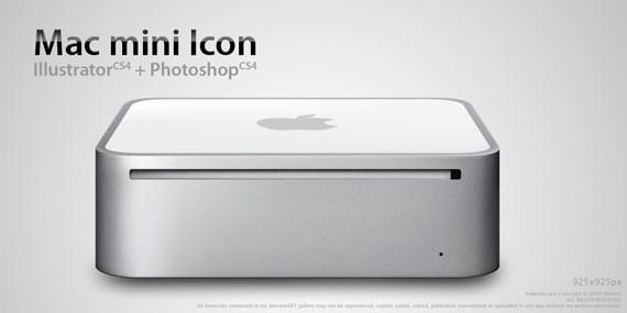 Mac mini Icon